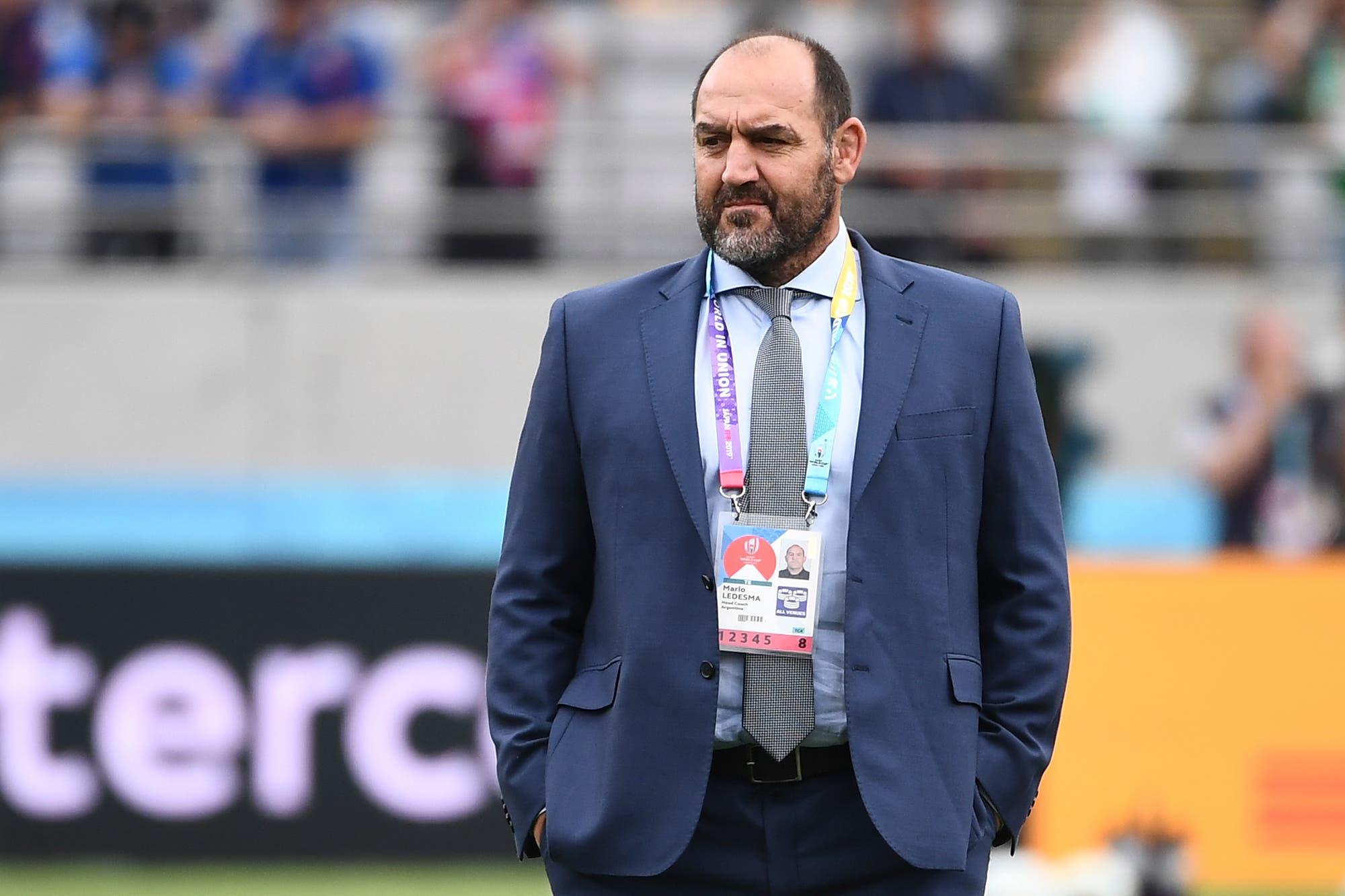Los Pumas-Francia: la contundente frase de Mario Ledesma contra el árbitro después de la derrota