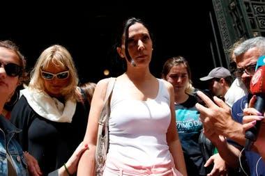 Anita Coacci fue sobreseída el viernes por el Tribunal Oral en lo Criminal y Correccional número 9, decisión que apeló ahora la otra parte