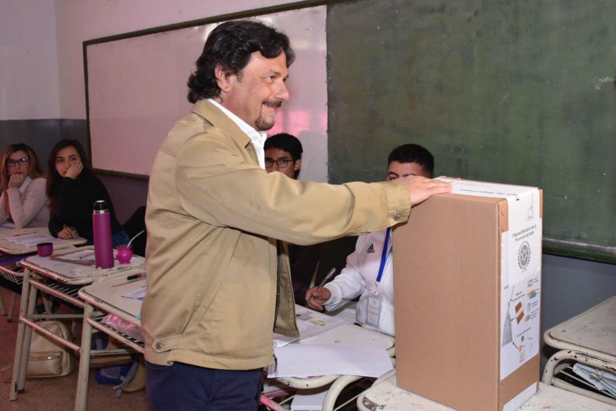 Elecciones 2019: Gustavo Sáenz se impuso en las PASO a gobernador y derrotó al kirchnerismo