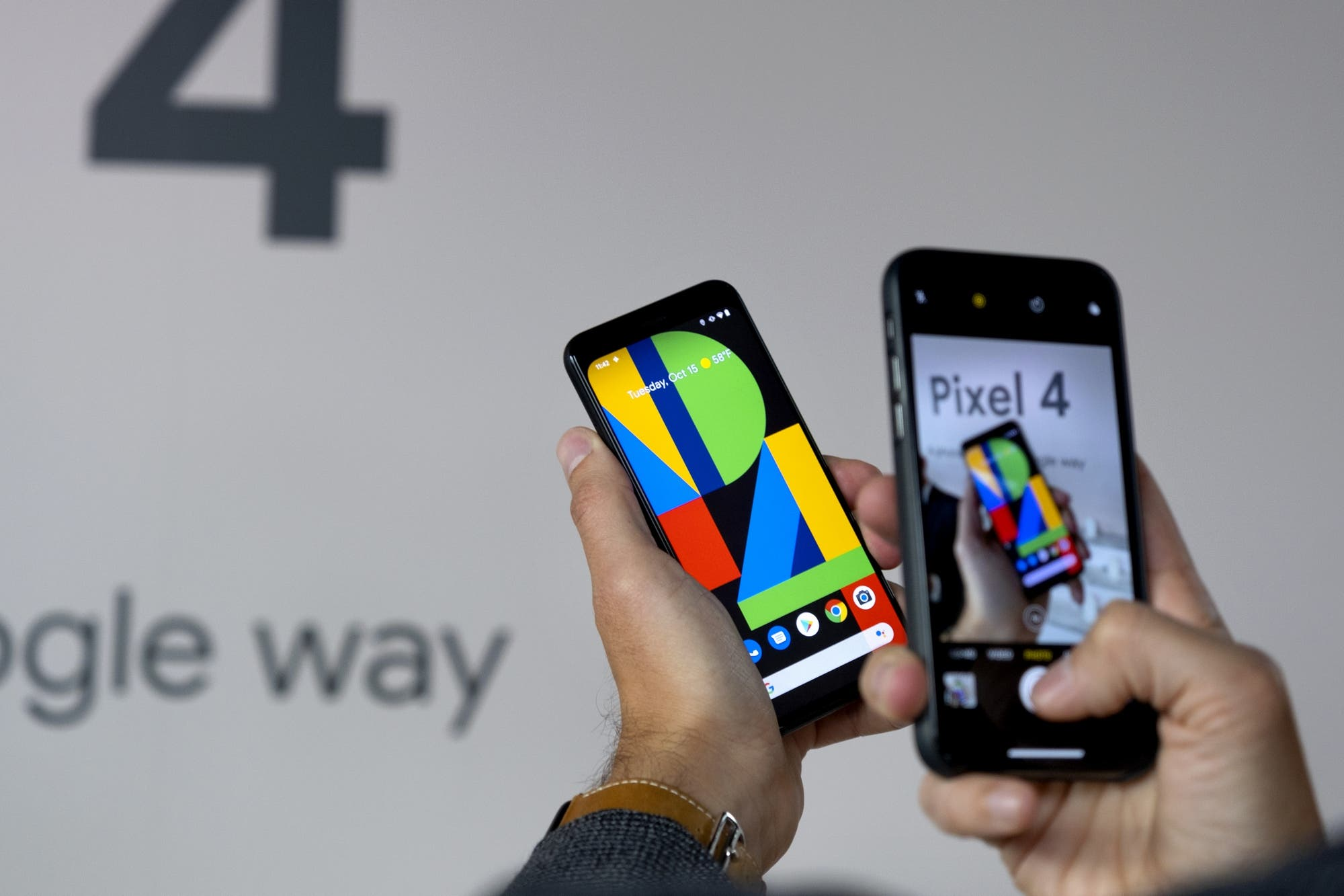 Pixel 4: comparamos el nuevo smartphone de Google con el iPhone 11 de Apple y el Galaxy Note 10 de Samsung