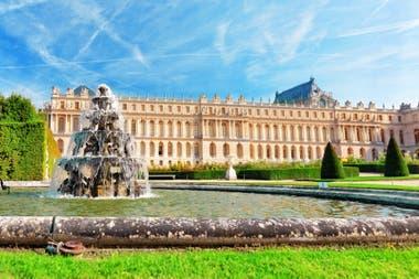 El complejo de Versalles fue la residencia de la realiza francesa hasta 1789