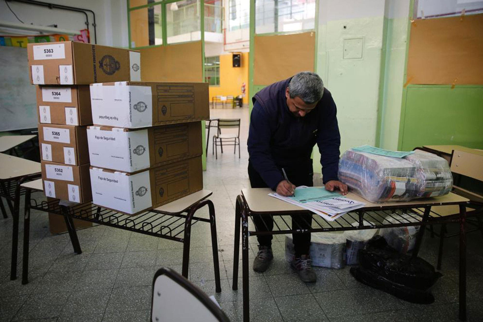 Dónde voto: consultá el padrón electoral para votar hoy 27 de octubre