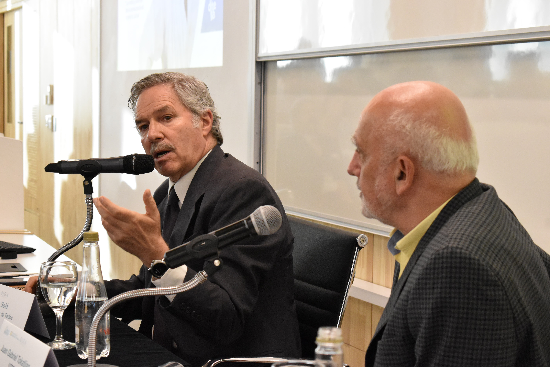 Felipe Solá advirtió que el futuro gobierno no acompañará una baja de aranceles en el Mercosur