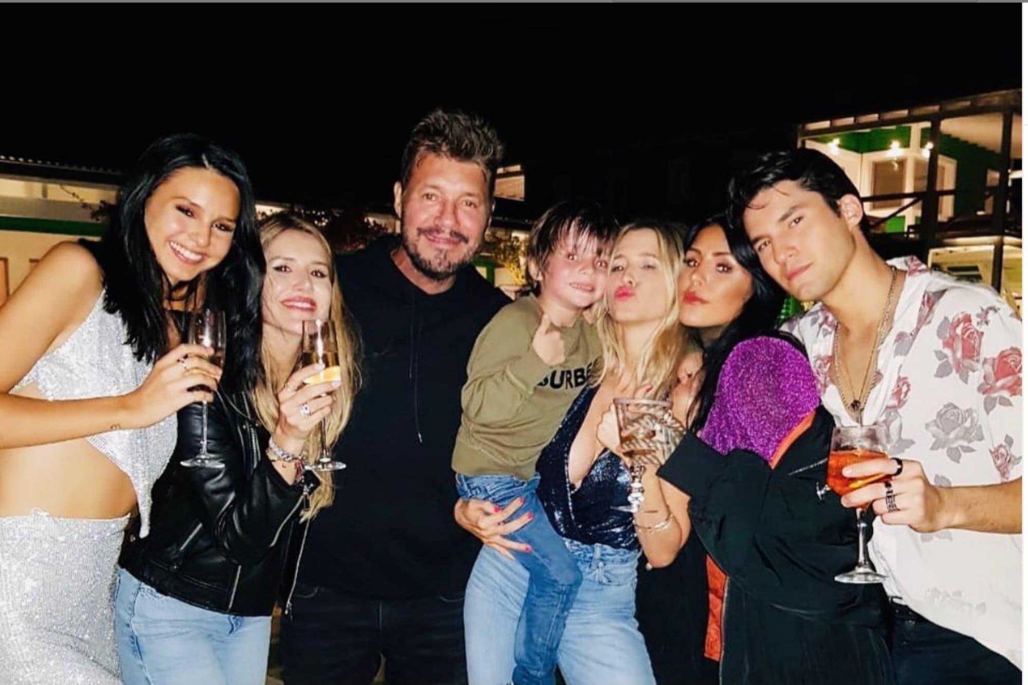 ¡Feliz 2020! Cómo celebraron los famosos el comienzo del nuevo año