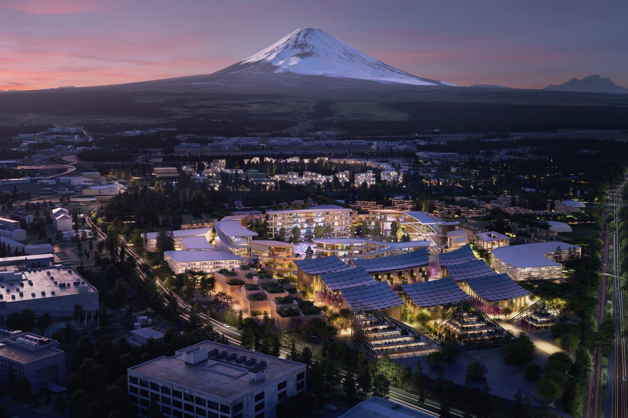 """Cómo será la """"ciudad del futuro"""" que Toyota va a construir en Japón"""