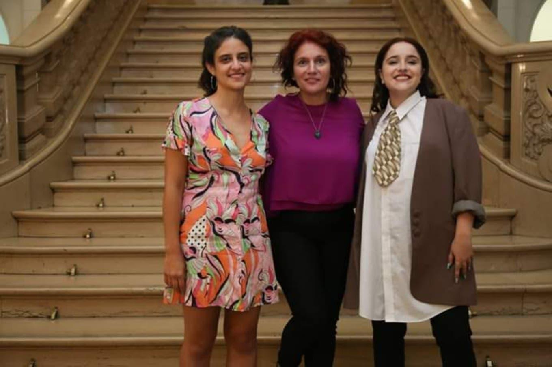 """La legislatura porteña conmemora el """"Día Internacional de la Mujer"""""""