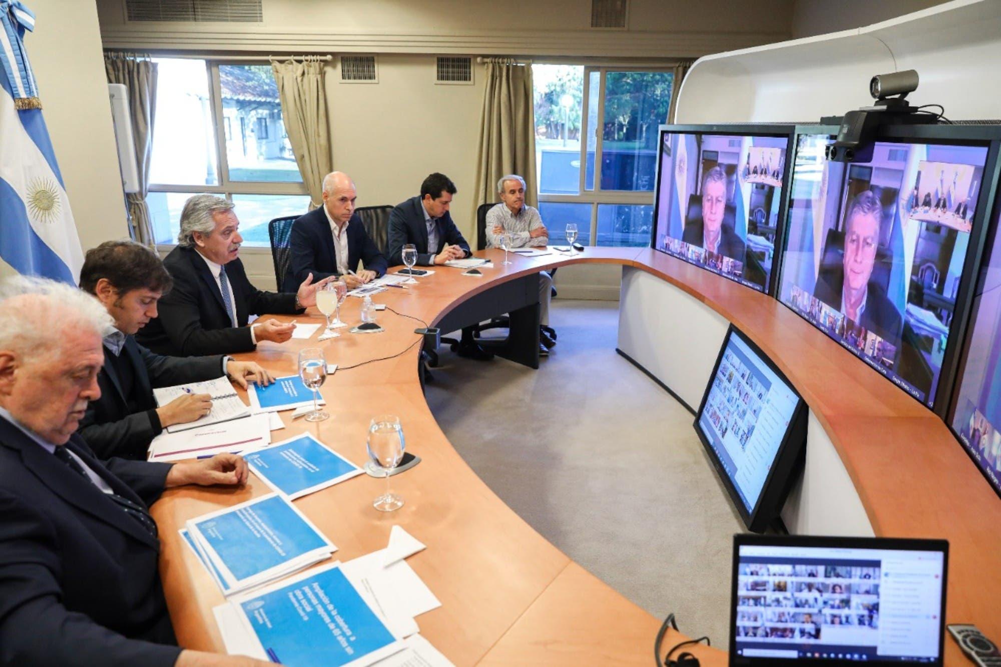 Coronavirus en la Argentina: con diferencias por regiones, el Presidente anunciará hoy la extensión de la cuarentena por dos semanas