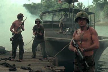 Apocalypse Now! el clásico de Francis Ford Coppola sobre la guerra de Vietnam es otra de las víctimas de la naturaleza de la compra de derechos, que hace que una película esté disponible en algunos territorios y no otros, como la Argentina