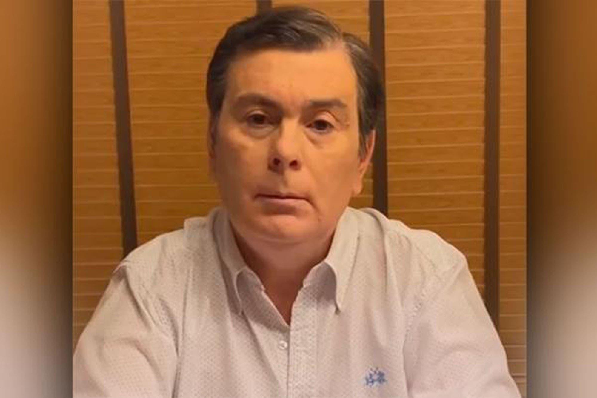 """Caso Abigail. El gobernador de Santiago del Estero le pidió disculpas a los padres: """"Me responsabilizo, el Estado ha fallado"""""""