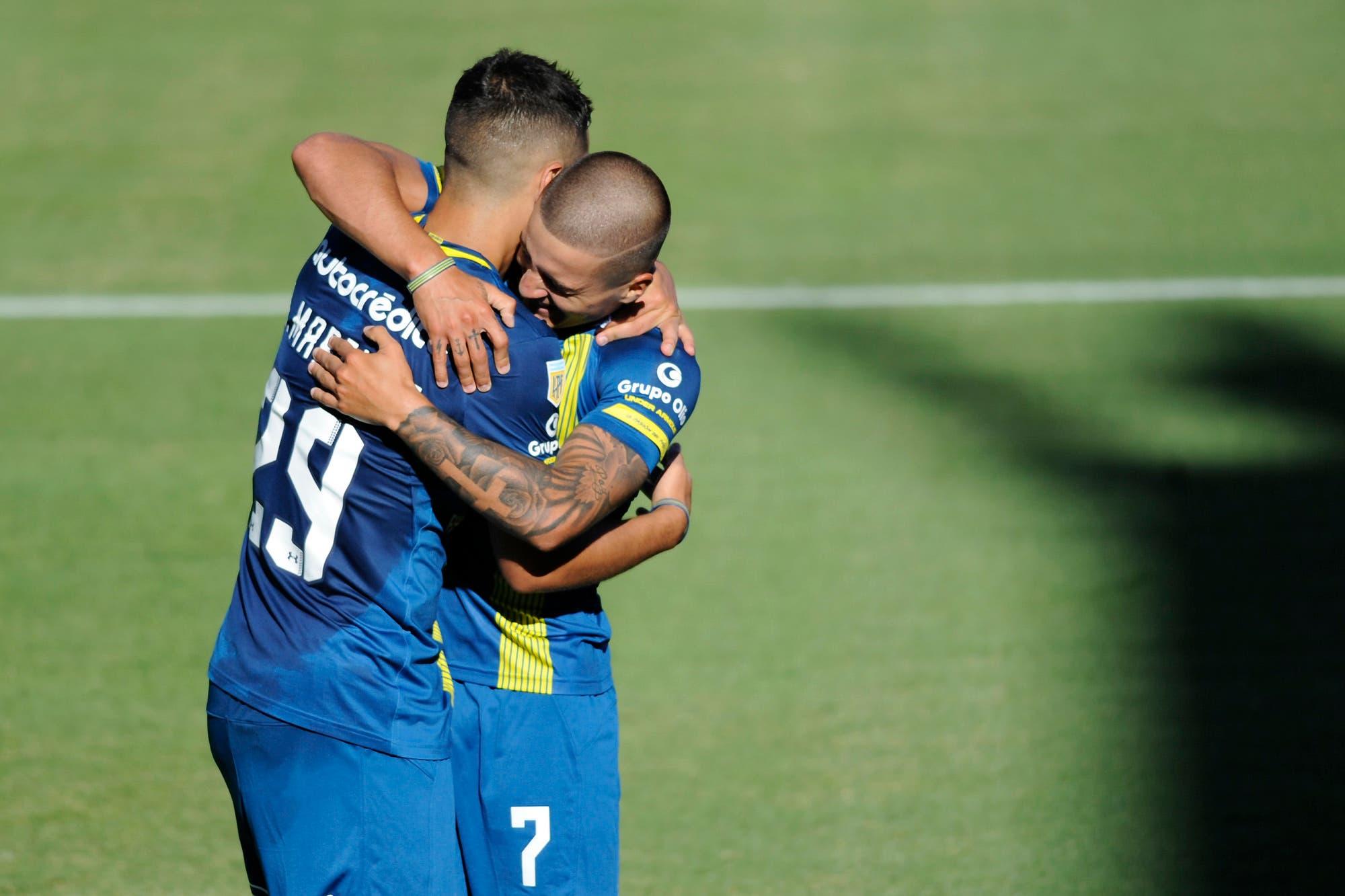 Rosario Central-Patronato, por la Copa Maradona: una goleada 4-0 que fortalece el impulso de los chicos para el equipo del Kily González