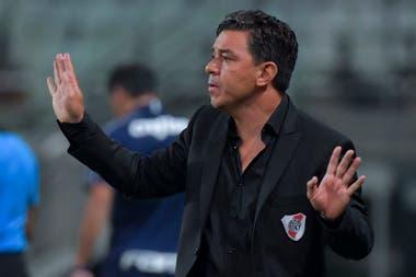 Marcelo Gallardo se tomará unos días para realizar su clásico balance anual y luego decidirá si continuará en River; tiene contrato hasta fin de 2021, cuando concluirá el mandato del presidente Rodolfo D´Onofrio.