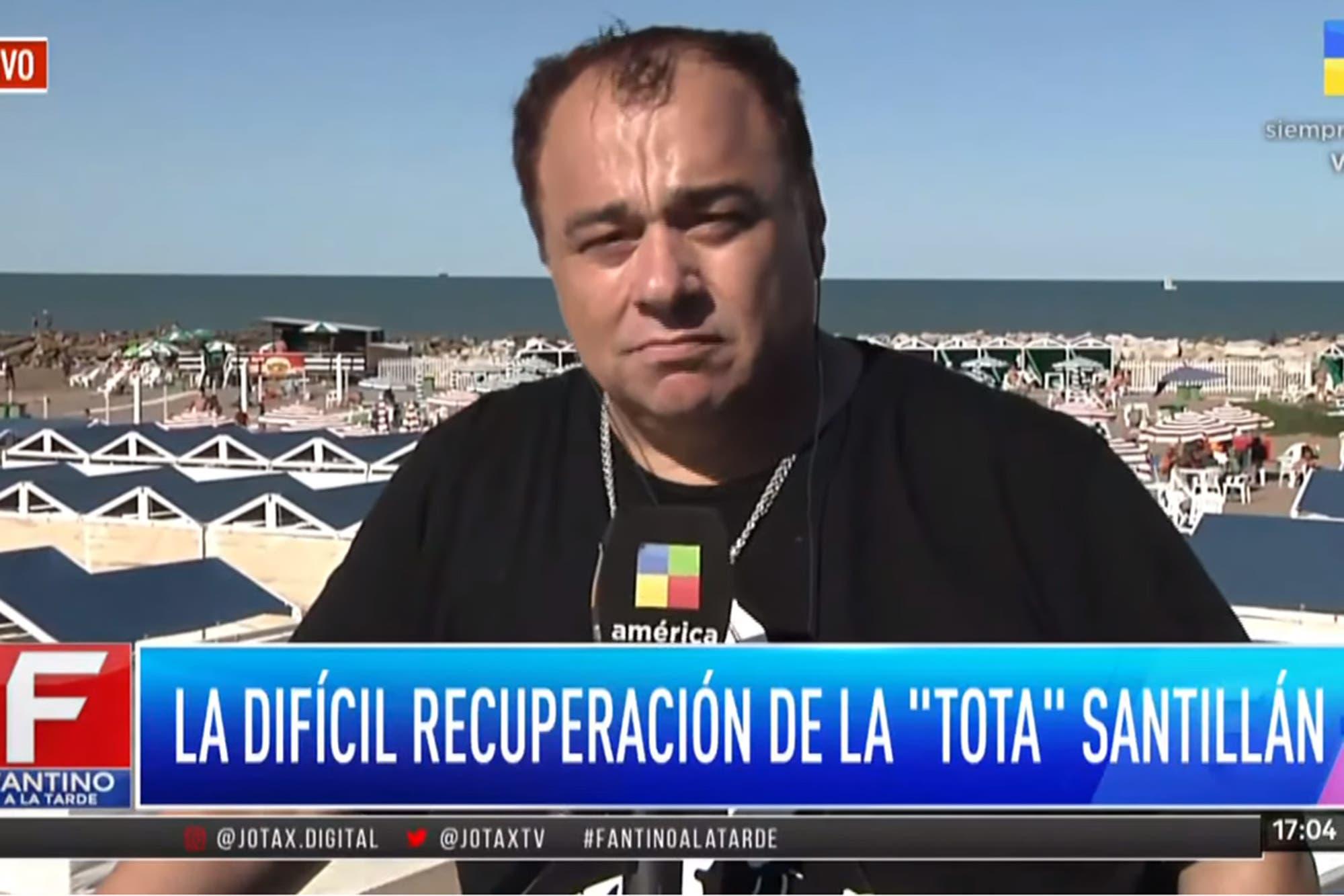 La nueva vida de La Tota Santillán, tras el alta psiquiátrico
