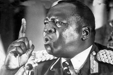 Amin era un admirador de Hitler y fue acusado de comer partes del cuerpo de los opositores que asesinaba