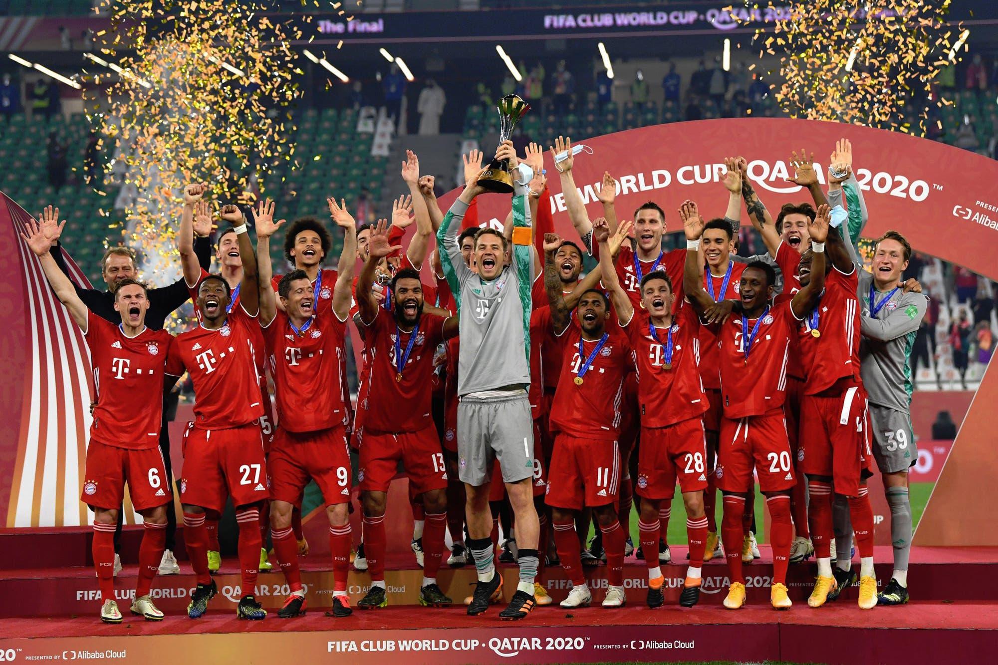 Bayern Munich campeón: el récord que igualó y cómo quedó la tabla de los más ganadores del mundo