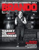 Varsky, tapa de la revista Brando