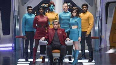 USS Callister, el episodio de Black Mirror nominado como mejor telefilm