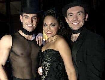 Karen Olivo, en Moulin Rouge