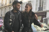 Bella Hadid y The Weeknd, nuevamente de novios