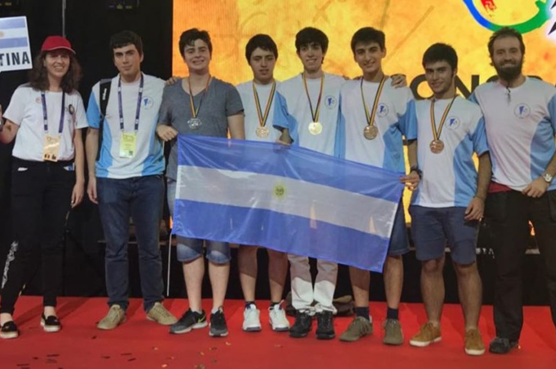 La Argentina ganó la Olimpíada Iberoamericana de Matemáticas