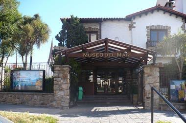 """La """"parte vieja"""" del Museo conservaba la fisonomía de las típicas casas de la ciudad"""