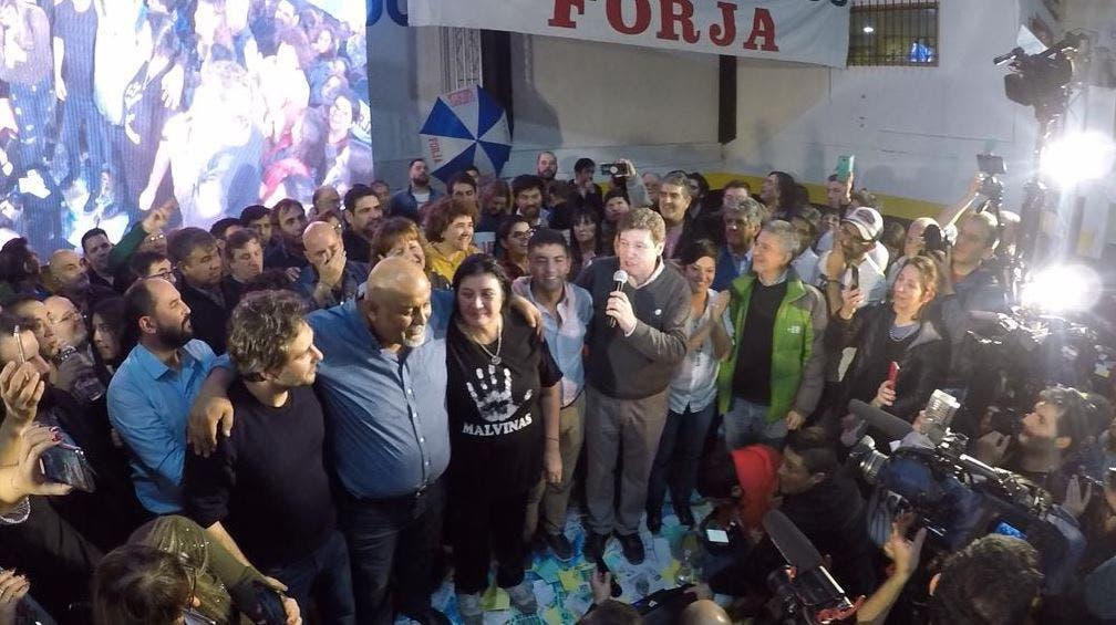 Tierra del Fuego: Melella se impuso a Bertone en primera vuelta