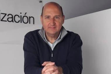 Cristian Francisco, titular de climatización del Plata