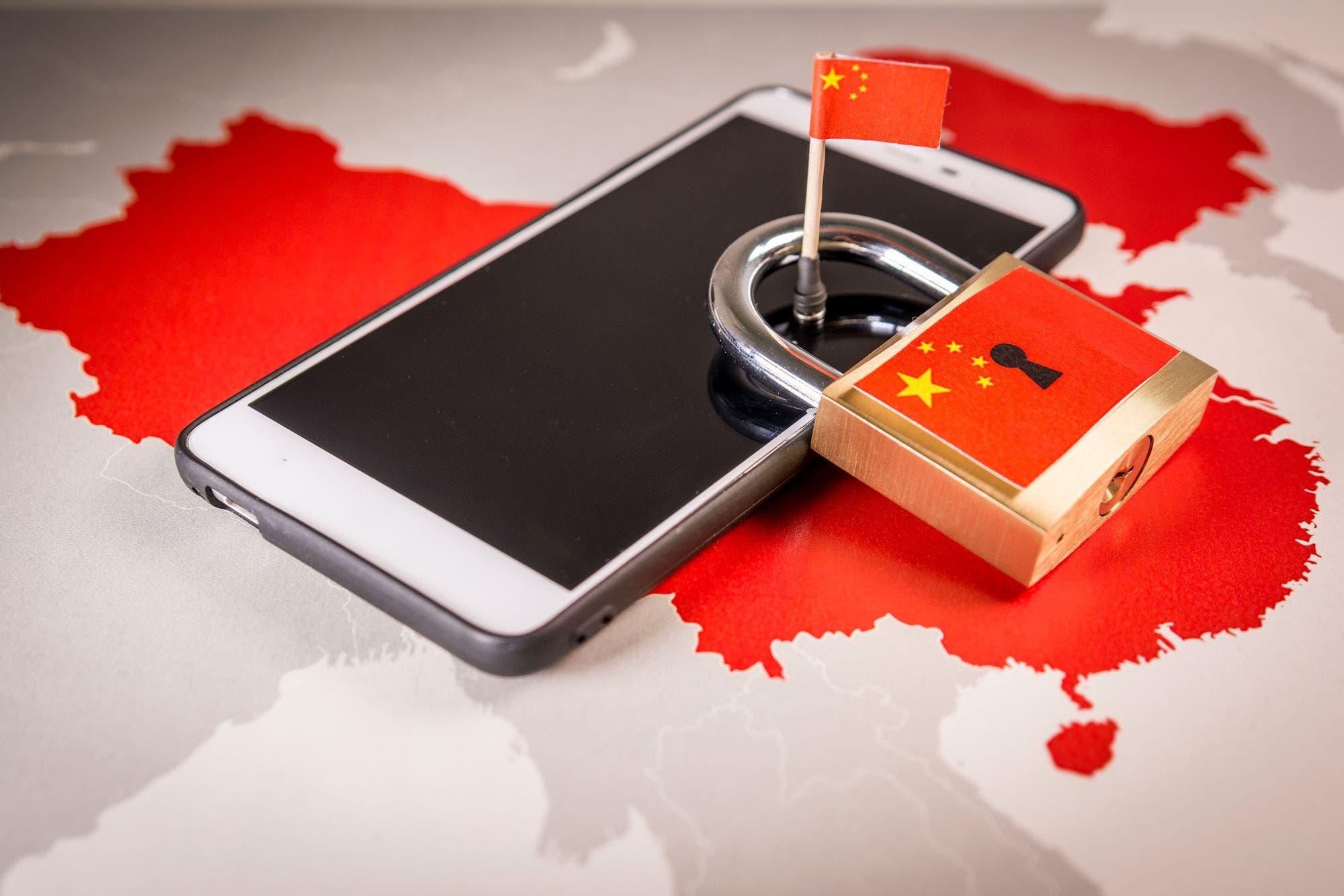 El ciberespacio occidental copia la internet paralela china