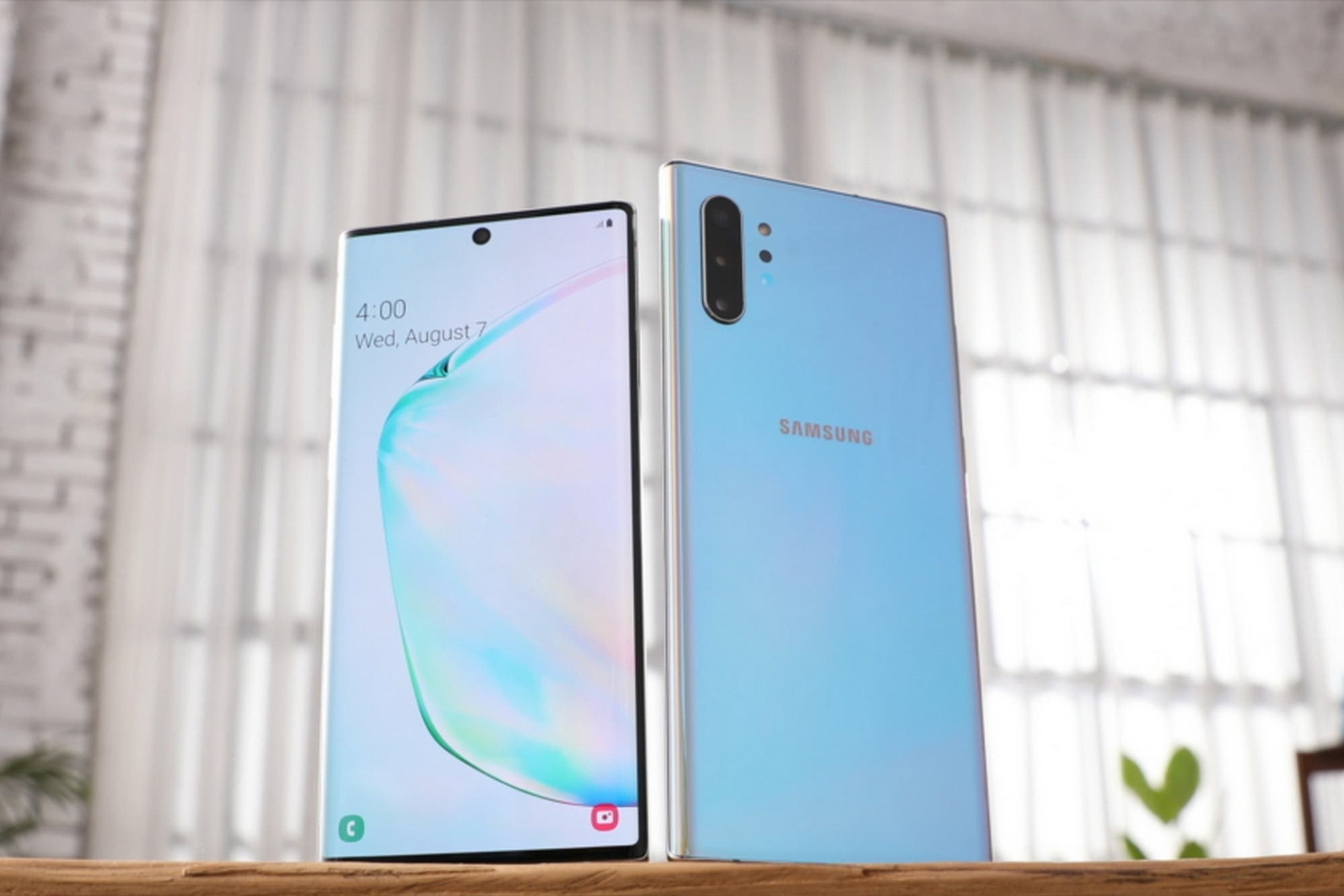 Samsung anunció la venta del Galaxy Note10 y Note 10+ en la Argentina
