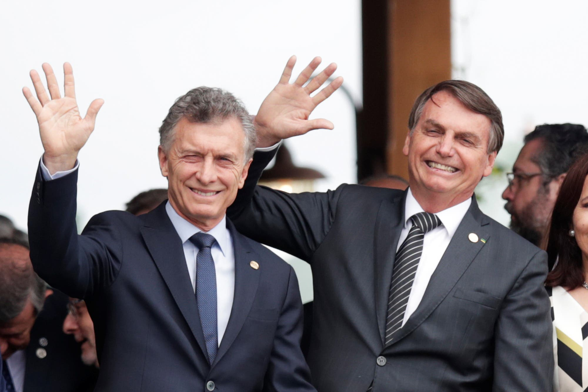 En las redes: el curioso pedido de Bolsonaro para evitar el destino de Macri