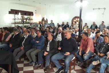 En la asamblea en Tucumán hubo más de 100 asistentes