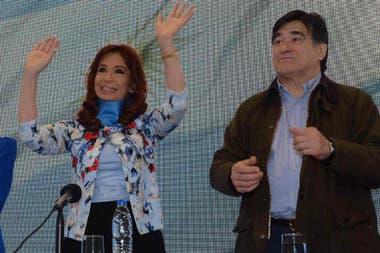 Carlos Zannini es uno de los dirigentes políticos más cercanos a Cristina Kirchner