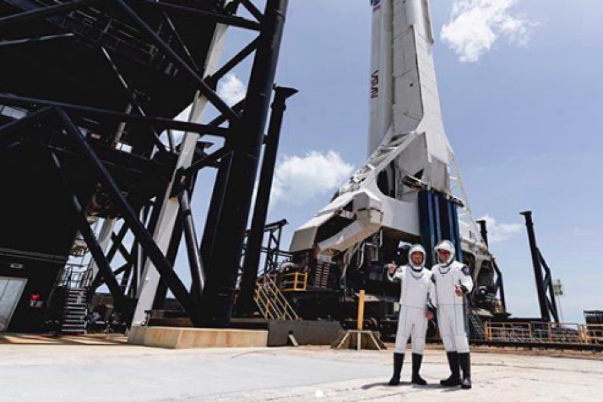 NASA y Space X: 10 claves sobre la histórica misión que inicia la era de los viajes comerciales al espacio