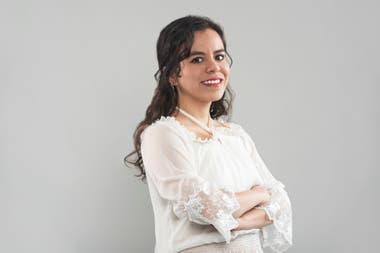 Isemar Cruz, una de las creadores de Le Qara
