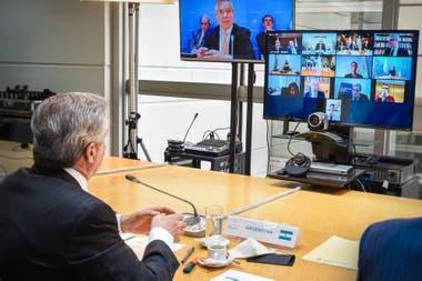 """El canciller argentino remarcó que las diferencias entre los países del Mercosur """"han quedado atrás"""""""