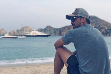 """Mariano Puerta, desde EE.UU.: """"Me alejé mucho de Argentina, salí del tenis. Hoy financieramente, estoy parado; estuve mal""""."""