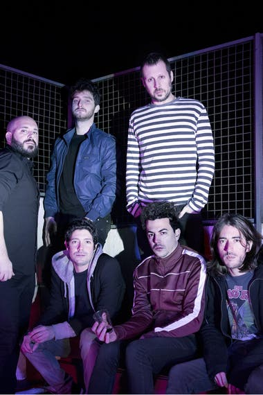 La banda hará este viernes un show en streaming