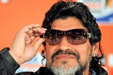 Maradona tuvo cinco hijos reconocidos legalmente: Dalma, Giannina, Dieguito, Jana y Diego Jr.
