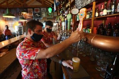 Bar La Hosteria es una de las nuevas propuestas de la zona