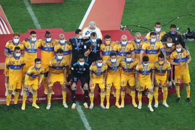 El orgullo de Tigres, subcampeón mundial de clubes