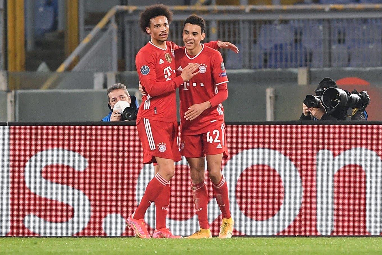Lazio - Bayern Munich: el campeón fue aplastante en la ida los octavos de final de la Champions League