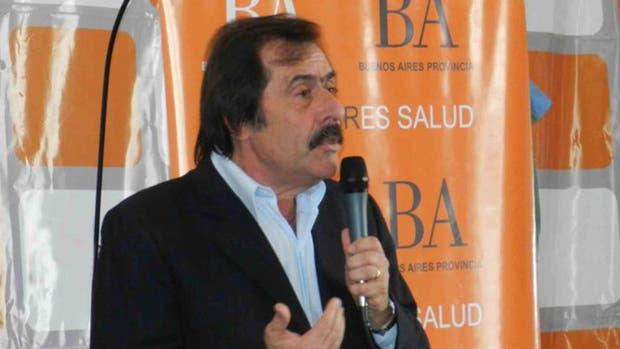 Carlos Sanguinetti, el ex funcionario detenido