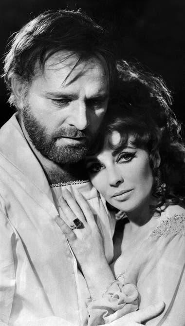 Elizabeth Taylor Y Richard Burton Un Matrimonio Glamoroso Y