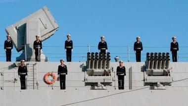 China ha logrado cerrar la brecha tecnológica con Estados Unidos en sus nuevos buques de guerra