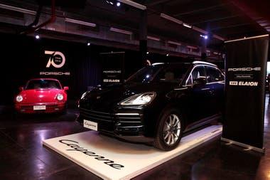 Porsche presentó el nuevo Cayenne