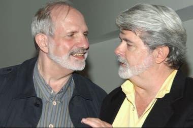 Aunque a ambos los unía una gran amistad, Brian de Palma consideraba que Star Wars iba a ser un fracaso absoluto.