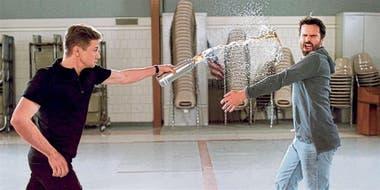 Jeremy Renner y Ed Helms quieren volver a jugar en ¡Te atrapé!, de Jeff Tomsic