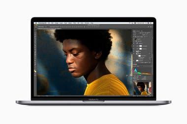 Las MacBook Pro de 2018 suman la tecnología True Tone a la pantalla para una calibración automática de la temperatura del color