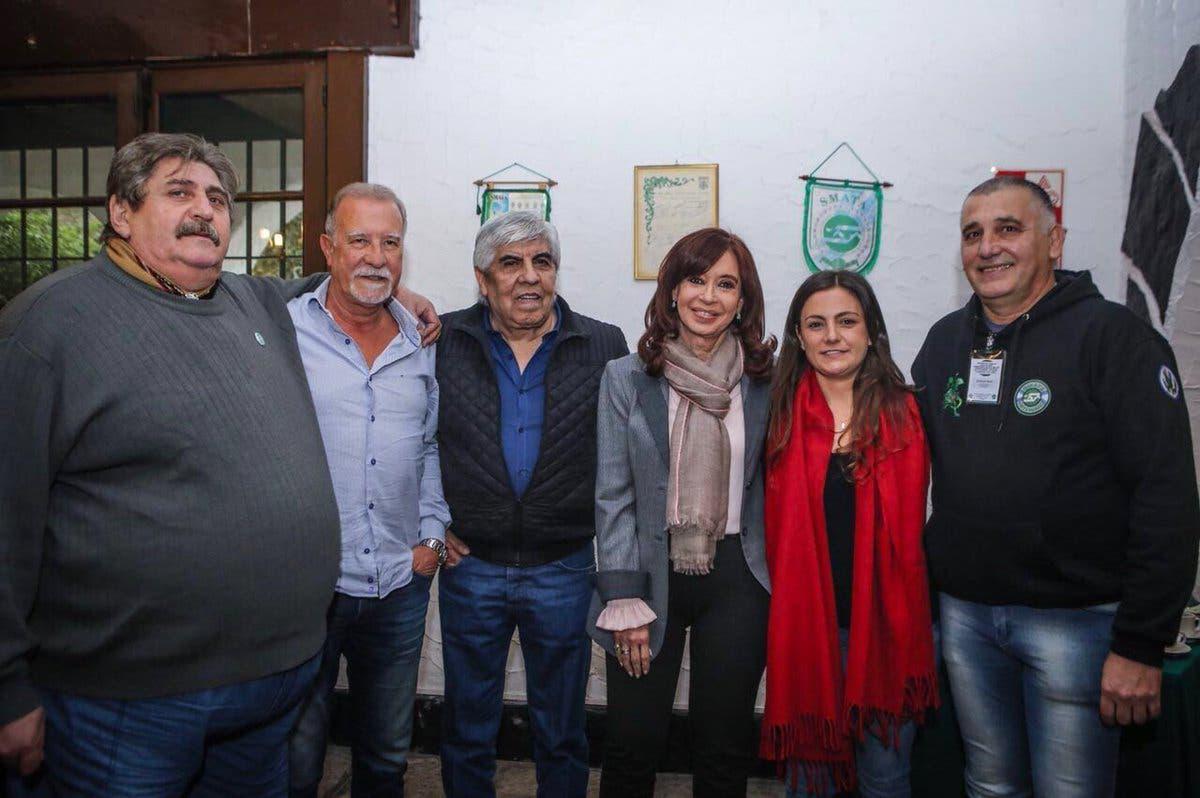 El diálogo secreto de Moyano y Cristina: Bonadio, tarifazos y la elección de 2019
