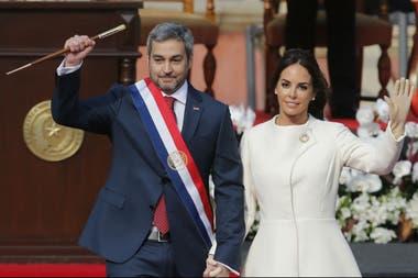 Mario Abdo Benítez asumió como presidente de Paraguay en agosto de 2018