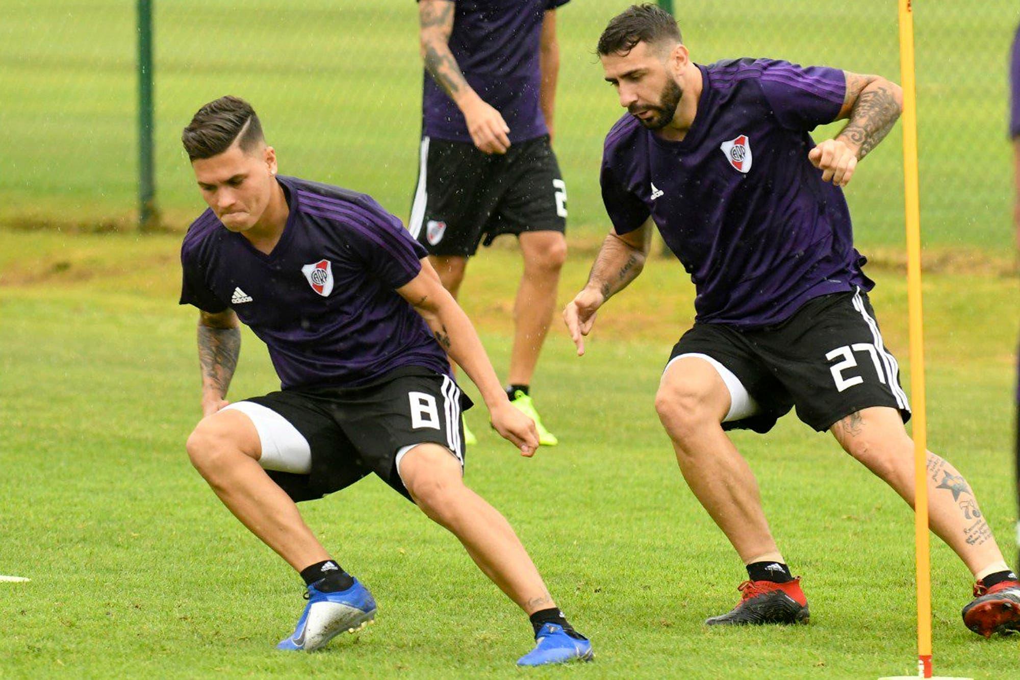 El estreno en la pretemporada: River viaja a Uruguay sin tres jugadores clave